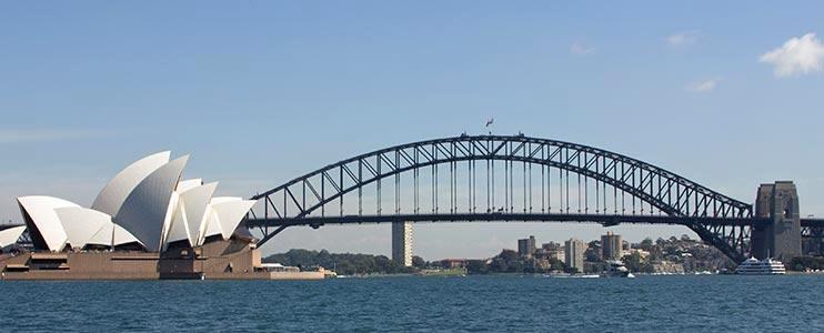 práce v Austrálii