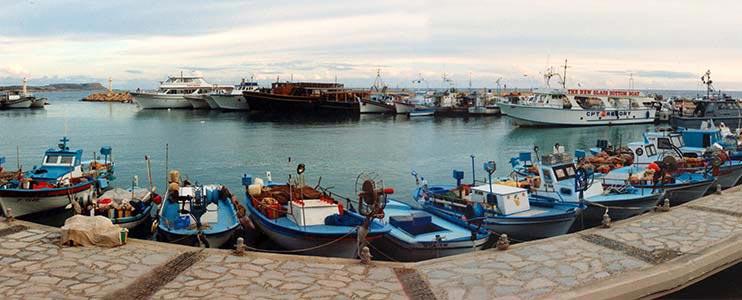 Práce na Kypru