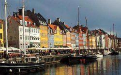 Práce v Dánsku