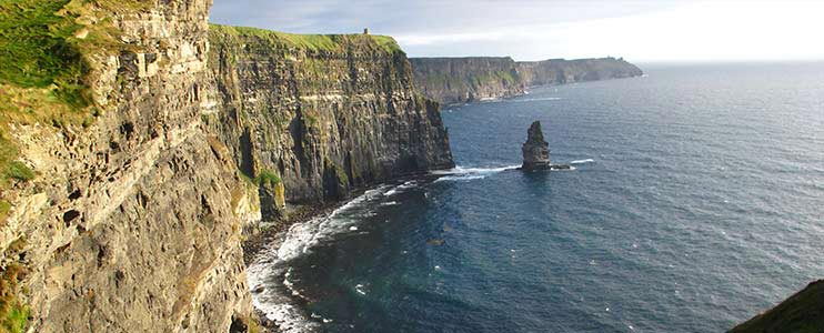 práce v Irsku