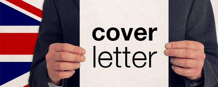 Cover letter - motivační dopis v anglickém jazyce